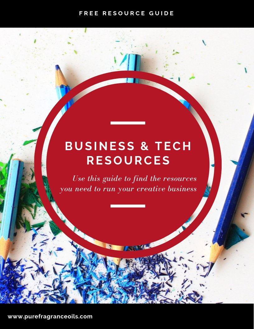 cover photo for business and tech resource guide