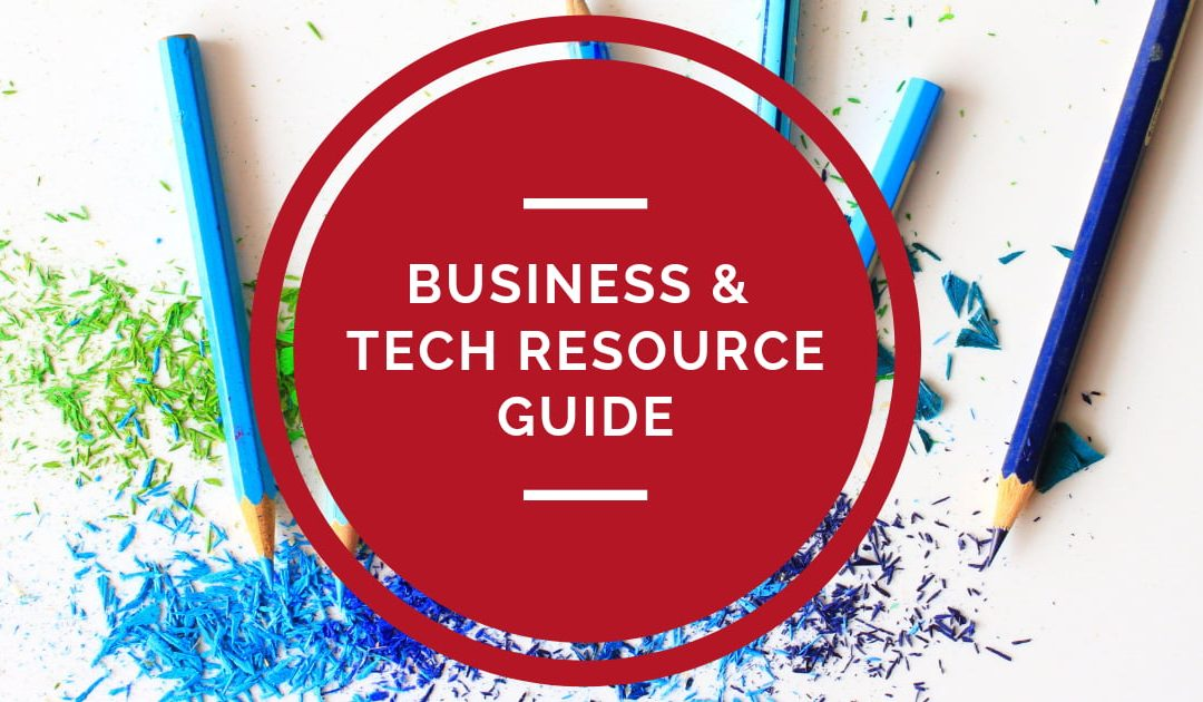 Business and Tech Resource Guide
