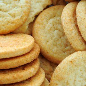 photo of sugar cookies