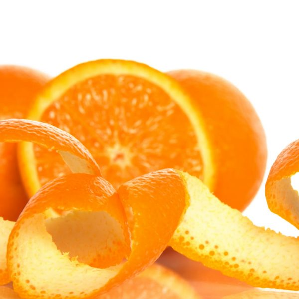 photo of a peeled and sliced yummy orange